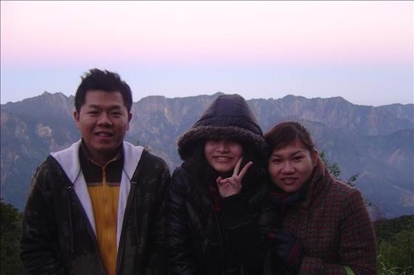 081112阿里山看日出