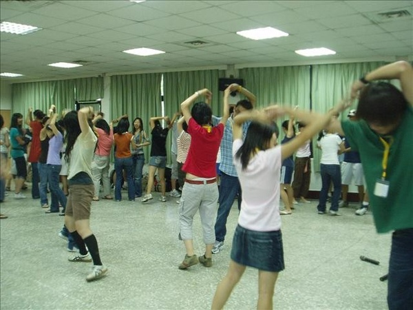 金山活動中心-第一支舞
