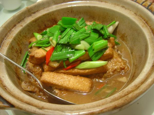 馬頭魚燒豆腐