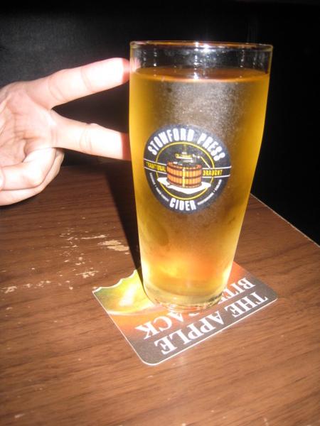 英國進口蘋果生啤酒