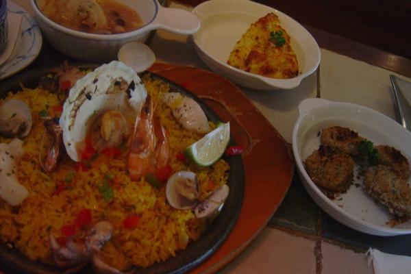 西班牙海鮮飯