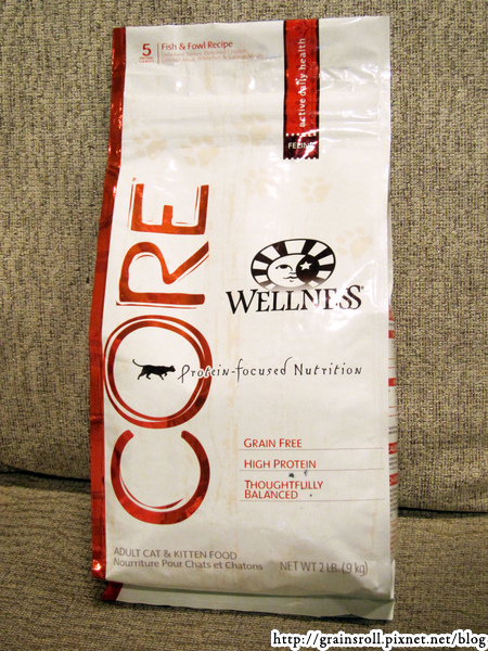 Wellness CORE 貓飼料