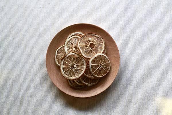 香水檸檬泡茶乾