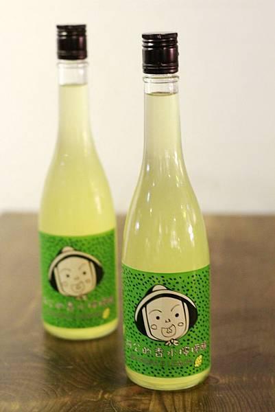 冰釀香水檸檬