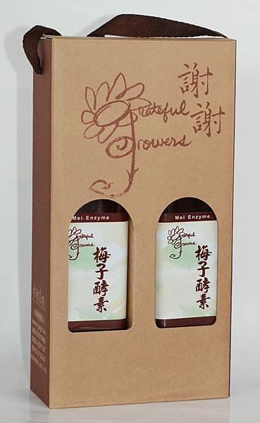 梅子孝蘇雙瓶禮盒