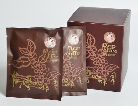台灣咖啡濾掛式