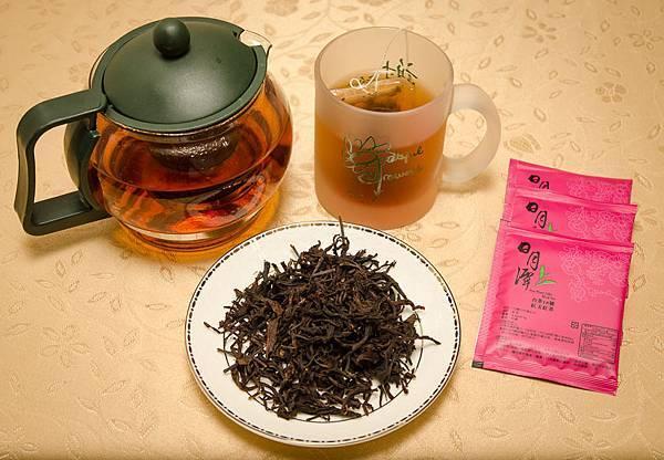 有機日月潭紅茶