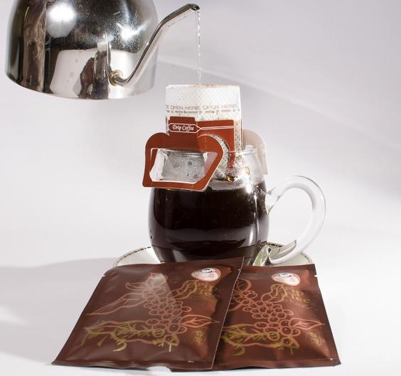 濾掛式台灣咖啡