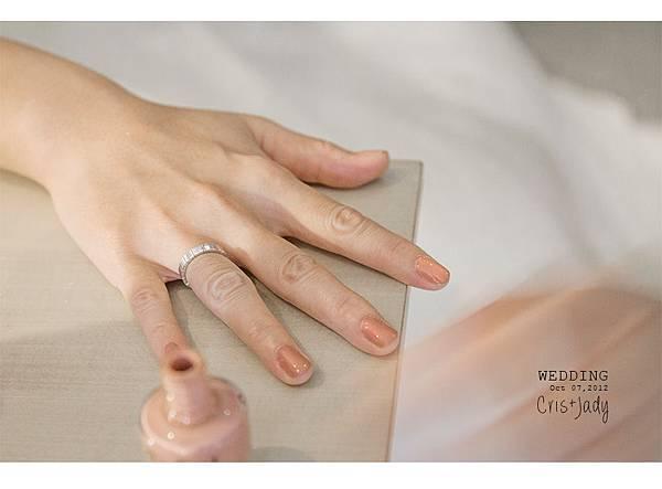 [婚攝紀錄][婚禮攝影][婚禮紀實][婚攝]感謝新人Cris+Jady水水推薦-寒舍艾美午宴-9