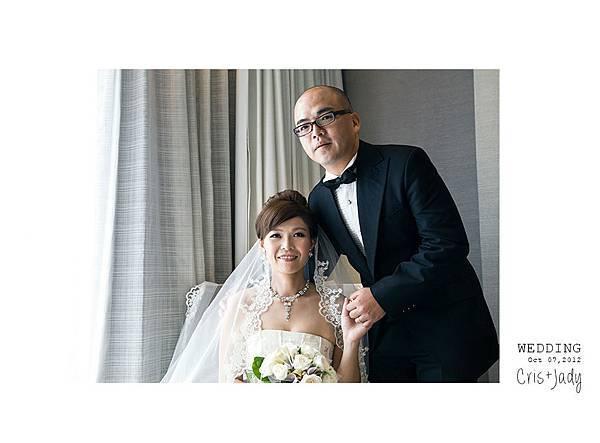 [婚攝紀錄][婚禮攝影][婚禮紀實][婚攝]感謝新人Cris+Jady水水推薦-寒舍艾美午宴-12