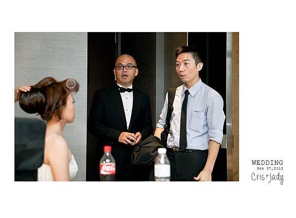 [婚攝紀錄][婚禮攝影][婚禮紀實][婚攝]感謝新人Cris+Jady水水推薦-寒舍艾美午宴-6