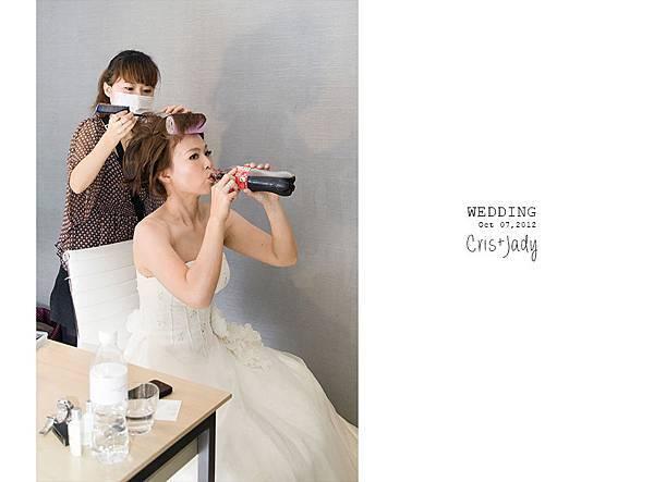 [婚攝紀錄][婚禮攝影][婚禮紀實][婚攝]感謝新人Cris+Jady水水推薦-寒舍艾美午宴-7