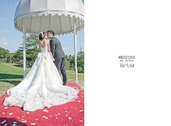 [婚攝紀錄][婚禮攝影][婚禮紀實][婚攝]感謝新人Kai+Lisa推薦-綠風草原午宴-13