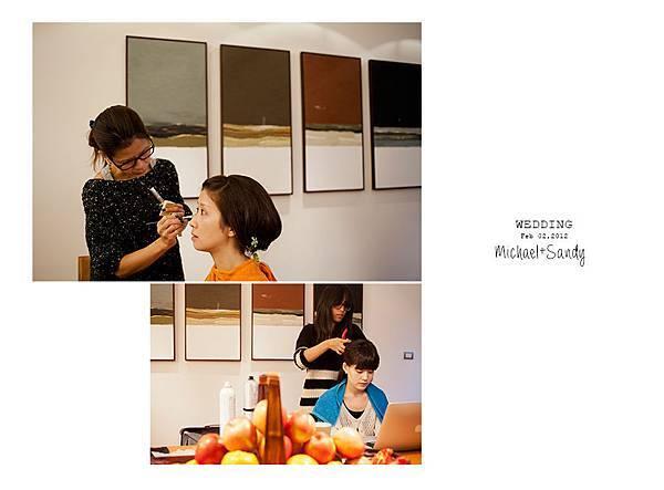 [婚攝紀錄][婚禮攝影][婚禮紀實][婚攝]感謝新人Michael+Sandy推薦-迎娶儀式-3