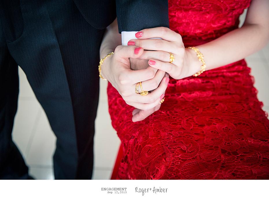 婚禮紀錄/婚禮攝影/婚攝/感謝新人Roger+Amber推薦一自家宴客一羊吃草攝影一28