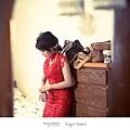 婚禮紀錄/婚禮攝影/婚攝/感謝新人Roger+Amber推薦一自家宴客一羊吃草攝影一36