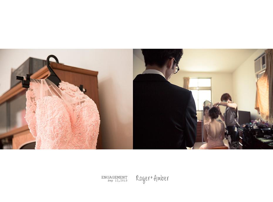 婚禮紀錄/婚禮攝影/婚攝/感謝新人Roger+Amber推薦一自家宴客一羊吃草攝影一39