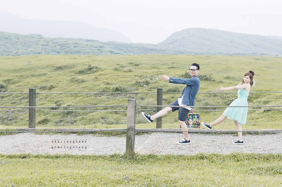 [自助婚紗][婚紗攝影][婚紗照][海外婚紗]感謝新人Cate+Daniel推薦(羊吃草攝影)-1