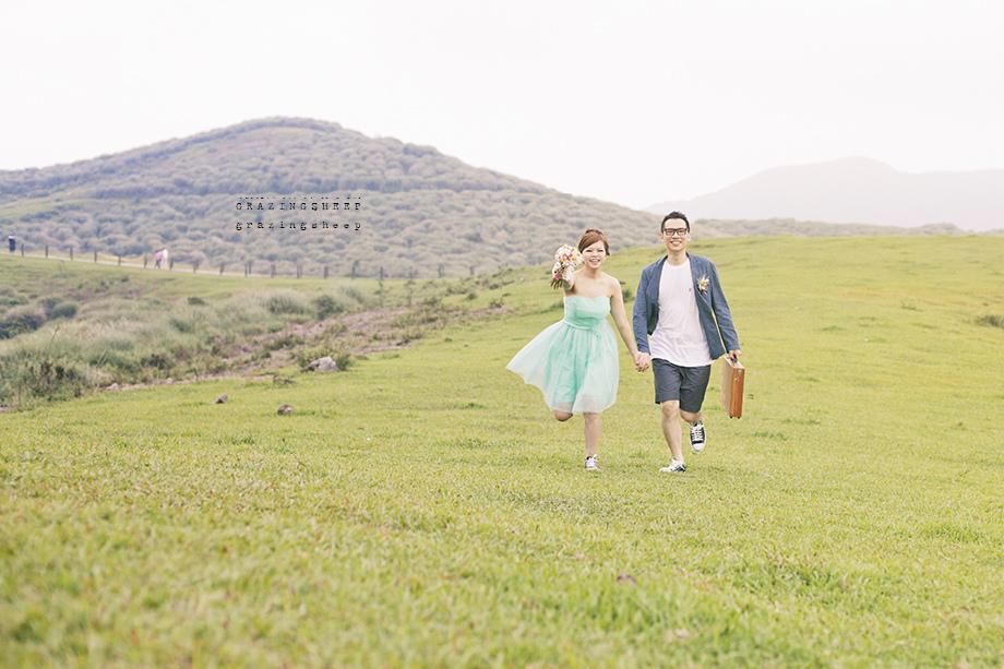 [自助婚紗][婚紗攝影][婚紗照][海外婚紗]感謝新人Cate+Daniel推薦(羊吃草攝影)-2