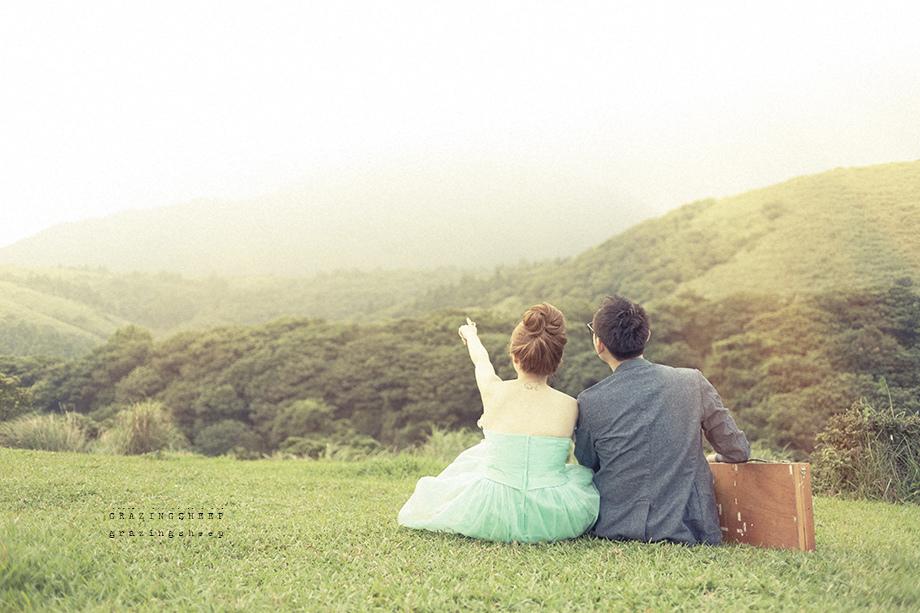 [自助婚紗][婚紗攝影][婚紗照][海外婚紗]感謝新人Cate+Daniel推薦(羊吃草攝影)-5