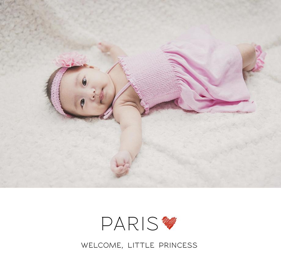 [兒童寫真][baby寫真][親子寫真][嬰兒寫真]Paris-1