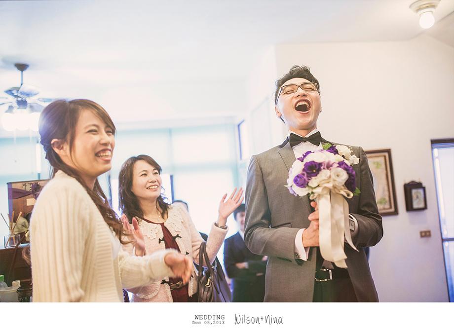 [婚禮紀錄][婚禮攝影][婚攝]感謝新人Wilson+Nina推薦-迎娶儀式篇(羊吃草攝影)-12