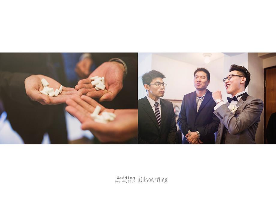 [婚禮紀錄][婚禮攝影][婚攝]感謝新人Wilson+Nina推薦-迎娶儀式篇(羊吃草攝影)-11