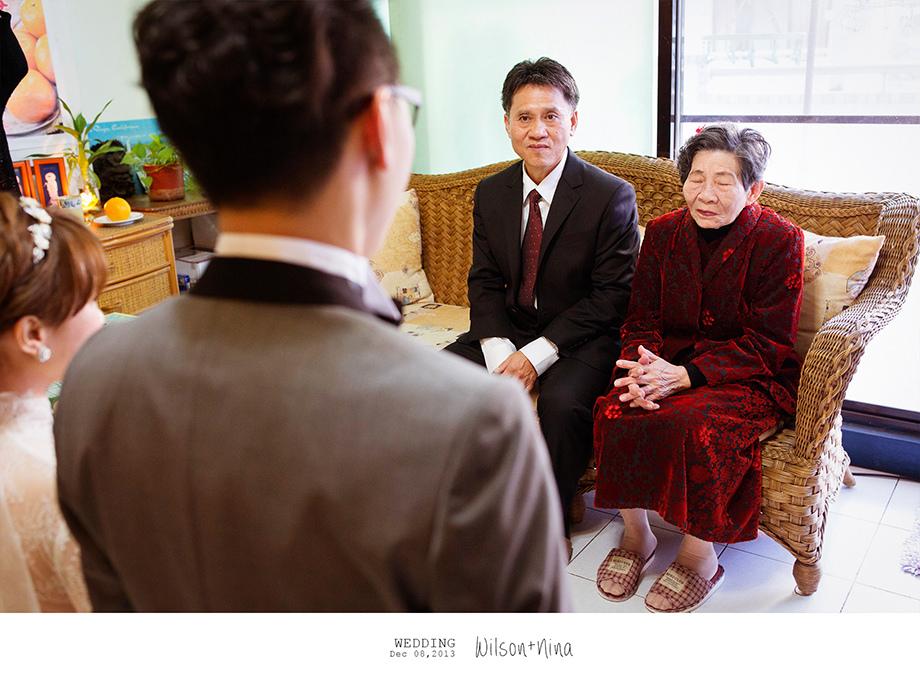 [婚禮紀錄][婚禮攝影][婚攝]感謝新人Wilson+Nina推薦-迎娶儀式篇(羊吃草攝影)-26