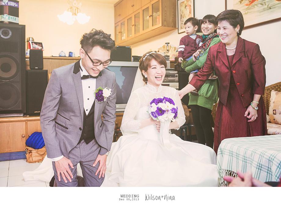 [婚禮紀錄][婚禮攝影][婚攝]感謝新人Wilson+Nina推薦-迎娶儀式篇(羊吃草攝影)-24