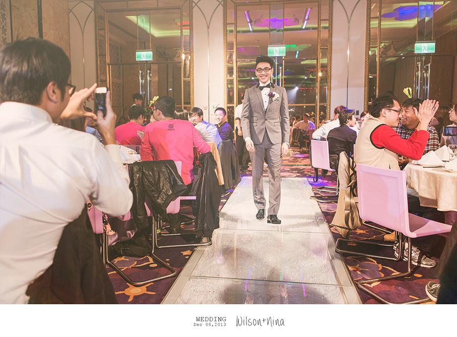 [婚禮紀錄][婚禮攝影][婚攝]感謝新人Wilson+Nina推薦-京采飯店宴客篇(羊吃草攝影)-14