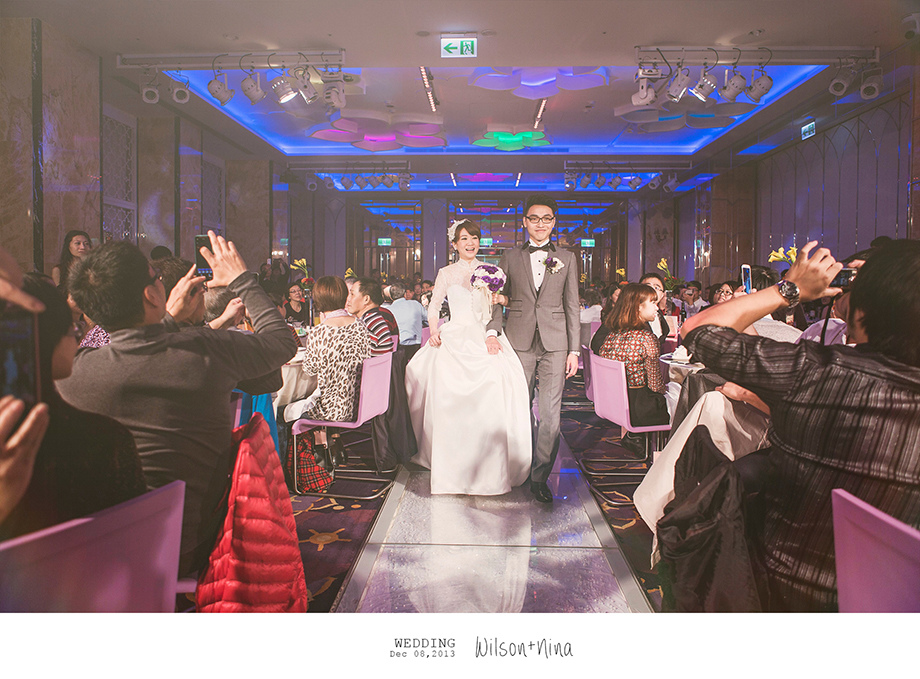 [婚禮紀錄][婚禮攝影][婚攝]感謝新人Wilson+Nina推薦-京采飯店宴客篇(羊吃草攝影)-23