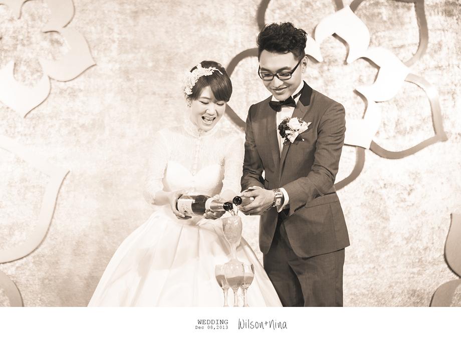 [婚禮紀錄][婚禮攝影][婚攝]感謝新人Wilson+Nina推薦-京采飯店宴客篇(羊吃草攝影)-26