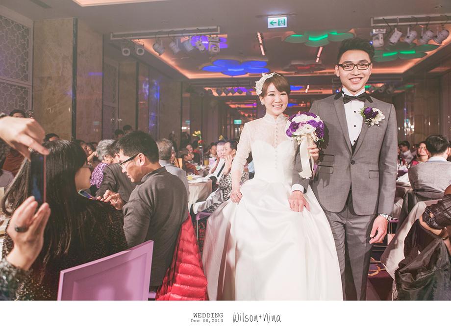 [婚禮紀錄][婚禮攝影][婚攝]感謝新人Wilson+Nina推薦-京采飯店宴客篇(羊吃草攝影)-24