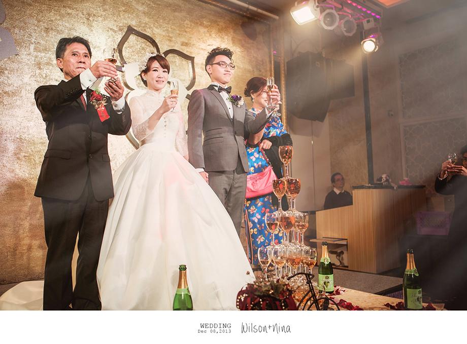 [婚禮紀錄][婚禮攝影][婚攝]感謝新人Wilson+Nina推薦-京采飯店宴客篇(羊吃草攝影)-27