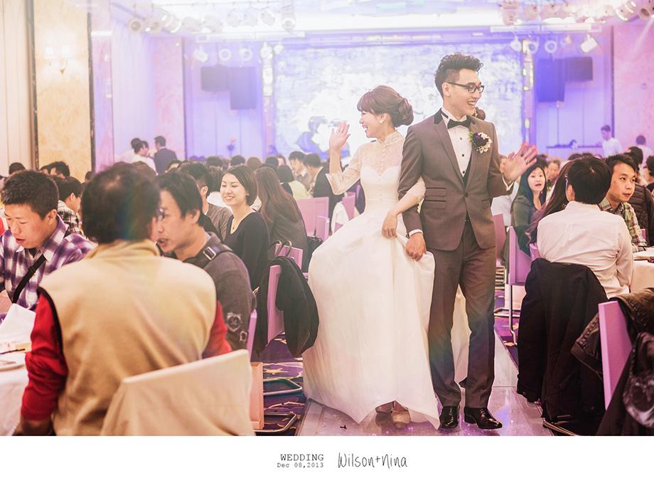[婚禮紀錄][婚禮攝影][婚攝]感謝新人Wilson+Nina推薦-京采飯店宴客篇(羊吃草攝影)-30