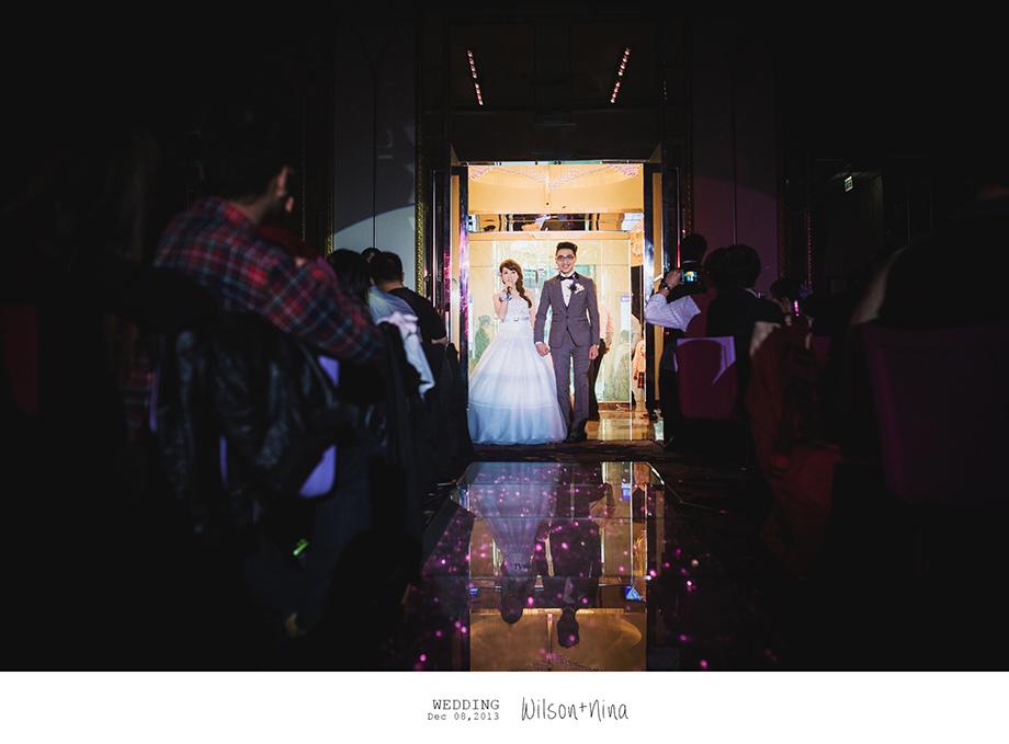 [婚禮紀錄][婚禮攝影][婚攝]感謝新人Wilson+Nina推薦-京采飯店宴客篇(羊吃草攝影)-35