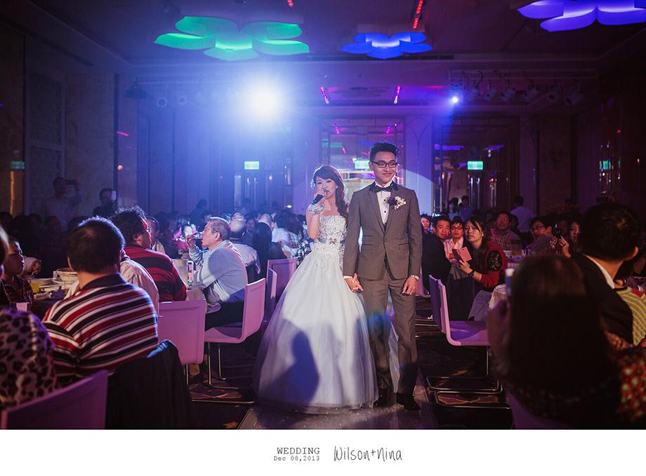 [婚禮紀錄][婚禮攝影][婚攝]感謝新人Wilson+Nina推薦-京采飯店宴客篇(羊吃草攝影)-39