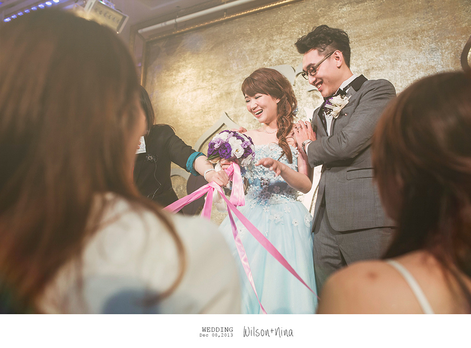 [婚禮紀錄][婚禮攝影][婚攝]感謝新人Wilson+Nina推薦-京采飯店宴客篇(羊吃草攝影)-41