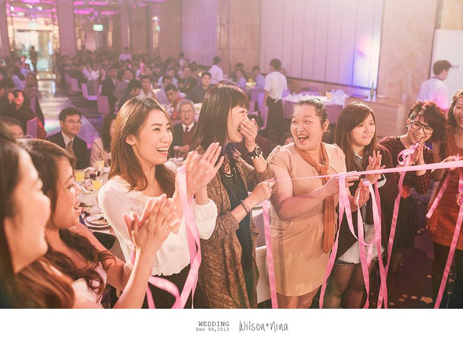 [婚禮紀錄][婚禮攝影][婚攝]感謝新人Wilson+Nina推薦-京采飯店宴客篇(羊吃草攝影)-42