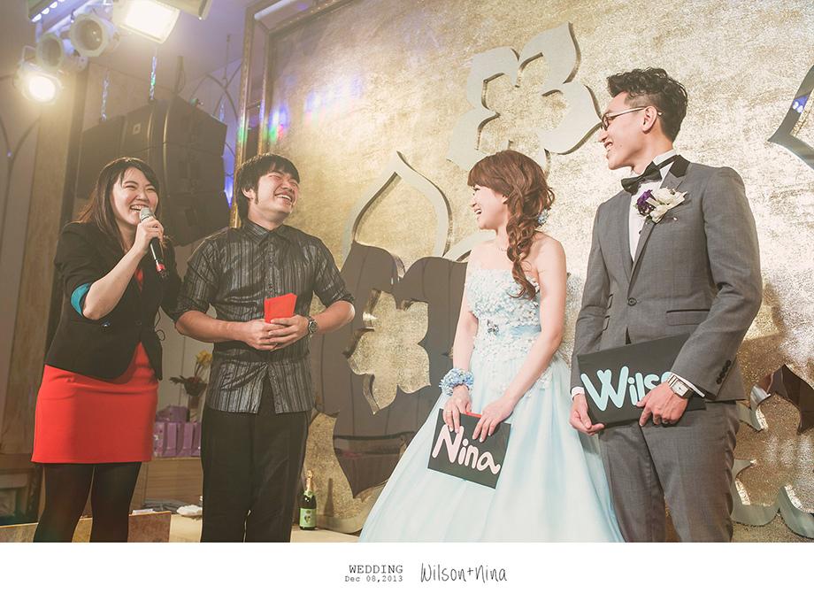 [婚禮紀錄][婚禮攝影][婚攝]感謝新人Wilson+Nina推薦-京采飯店宴客篇(羊吃草攝影)-45