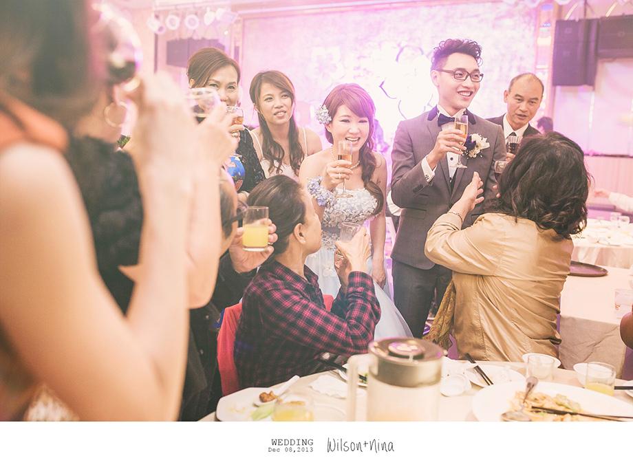 [婚禮紀錄][婚禮攝影][婚攝]感謝新人Wilson+Nina推薦-京采飯店宴客篇(羊吃草攝影)-46