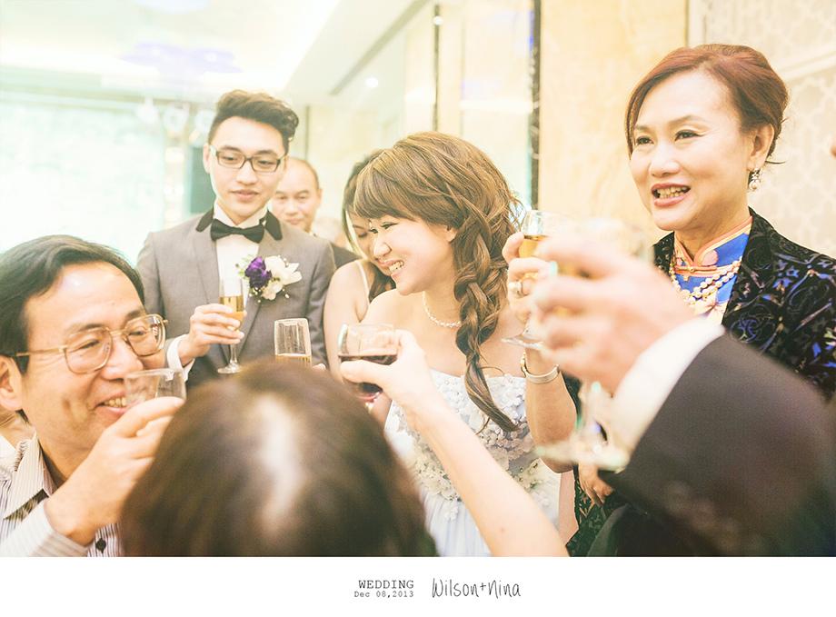 [婚禮紀錄][婚禮攝影][婚攝]感謝新人Wilson+Nina推薦-京采飯店宴客篇(羊吃草攝影)-47