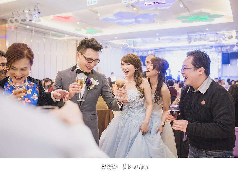 [婚禮紀錄][婚禮攝影][婚攝]感謝新人Wilson+Nina推薦-京采飯店宴客篇(羊吃草攝影)-48