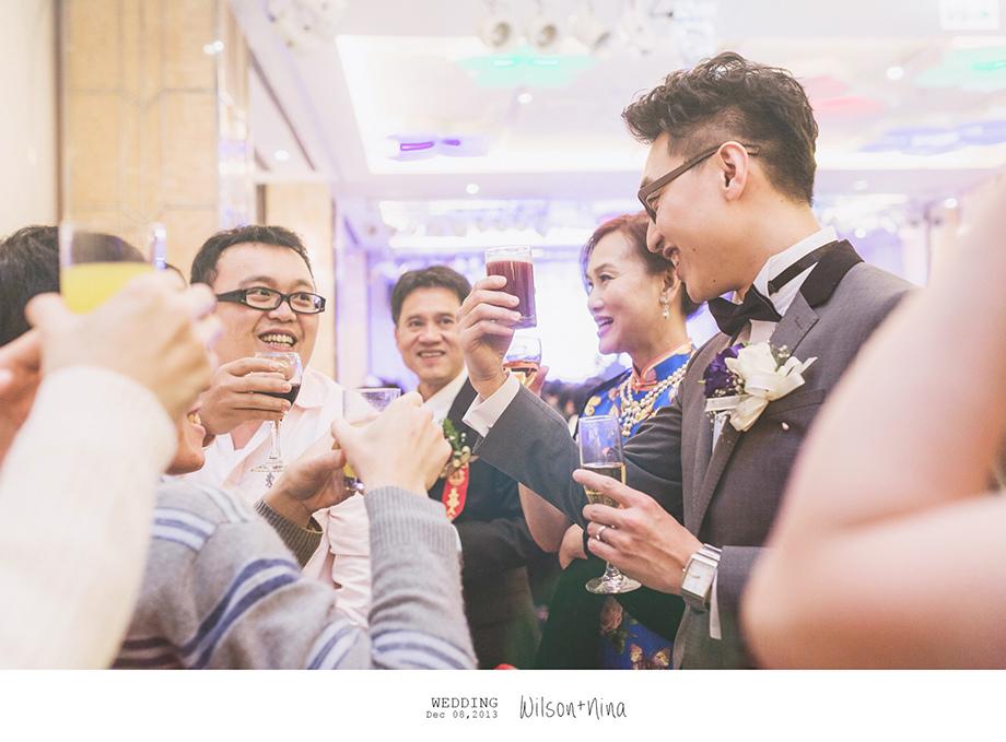 [婚禮紀錄][婚禮攝影][婚攝]感謝新人Wilson+Nina推薦-京采飯店宴客篇(羊吃草攝影)-49