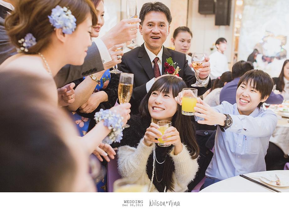 [婚禮紀錄][婚禮攝影][婚攝]感謝新人Wilson+Nina推薦-京采飯店宴客篇(羊吃草攝影)-50