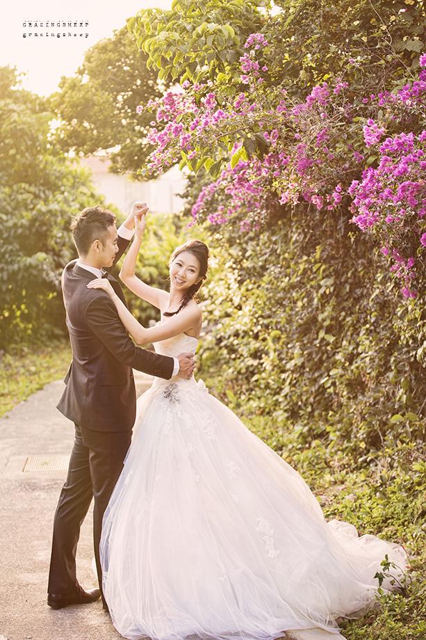 [自助婚紗][海外婚紗]感謝新人瑩瑩+凱智推薦(羊吃草攝影)-沖繩-5