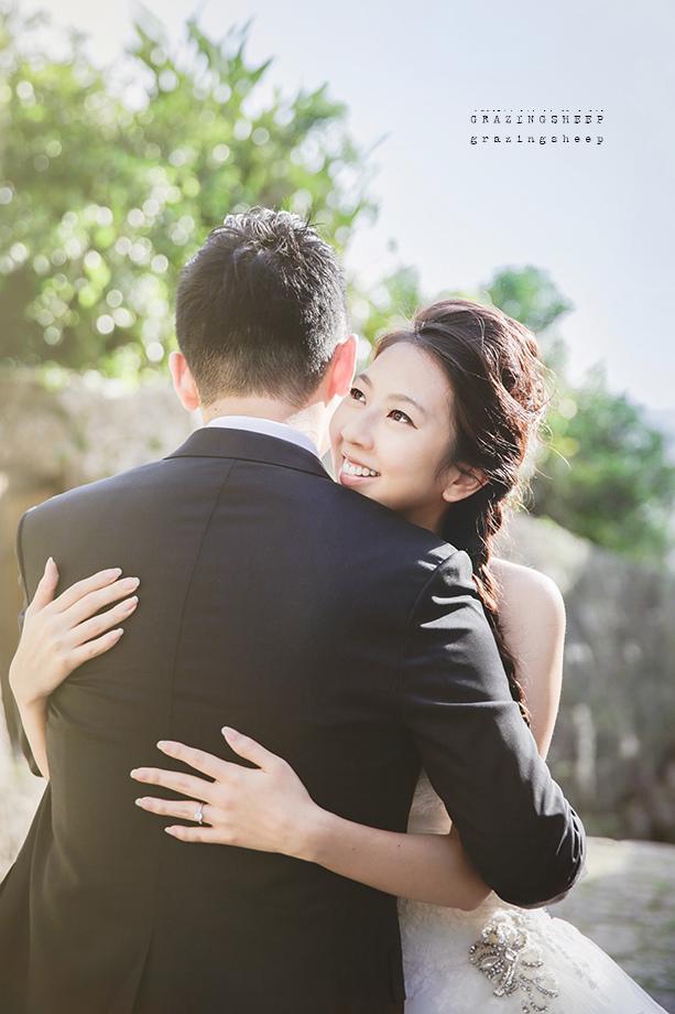 [自助婚紗][海外婚紗]感謝新人瑩瑩+凱智推薦(羊吃草攝影)-沖繩-11