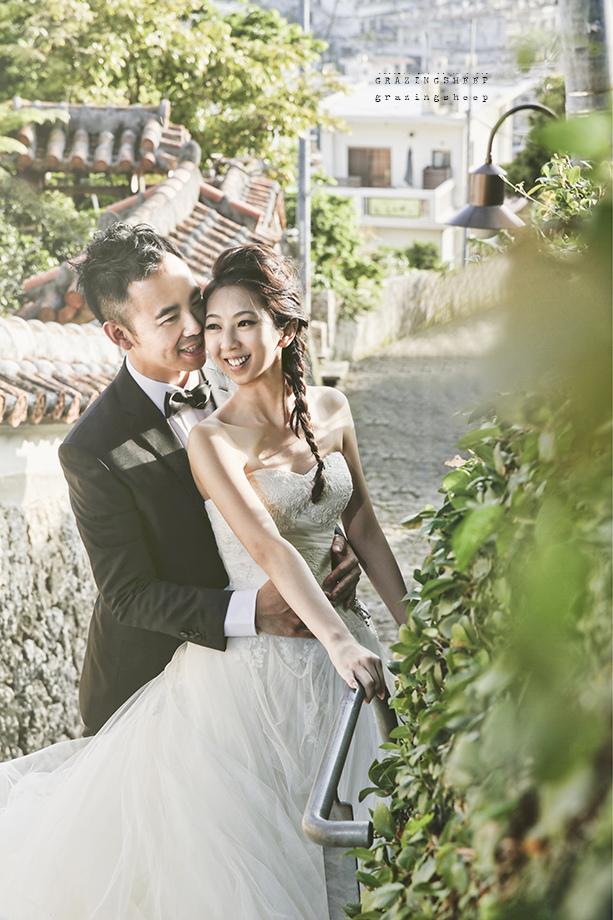 [自助婚紗][海外婚紗]感謝新人瑩瑩+凱智推薦(羊吃草攝影)-沖繩-14