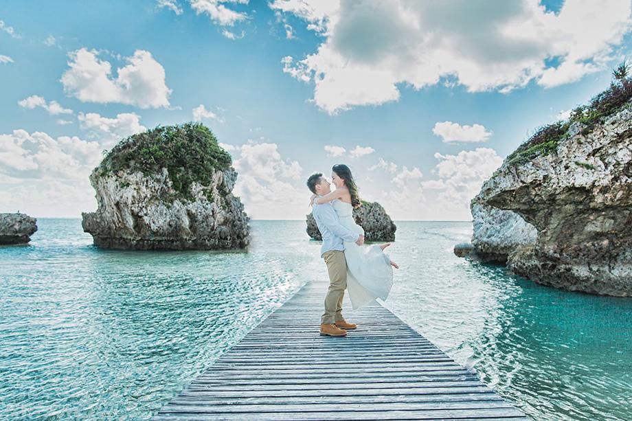 [自助婚紗][海外婚紗][日本婚紗]感謝新人麥麥+Sean推薦(羊吃草攝影)-沖繩-13