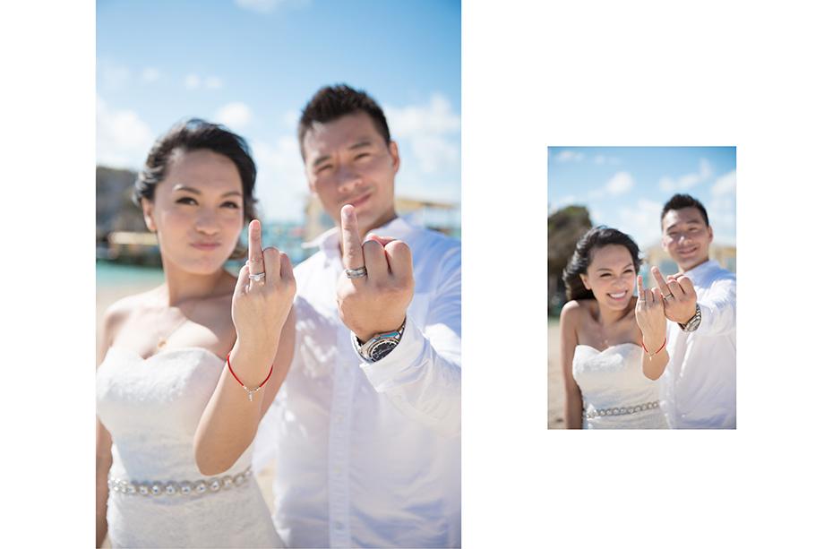 [自助婚紗][海外婚紗][日本婚紗]感謝新人麥麥+Sean推薦(羊吃草攝影)-沖繩-16